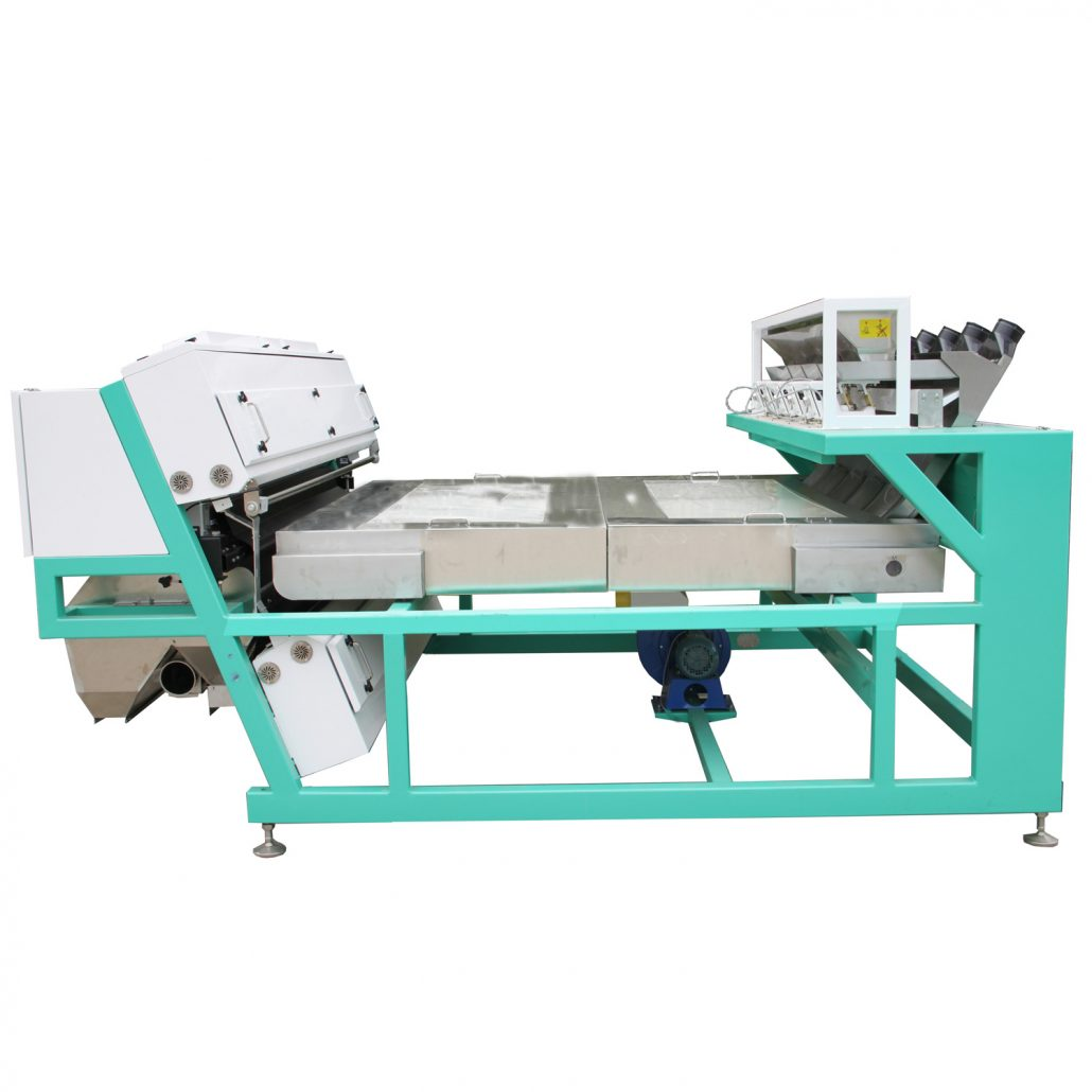 belt_type_color_sorter_machine
