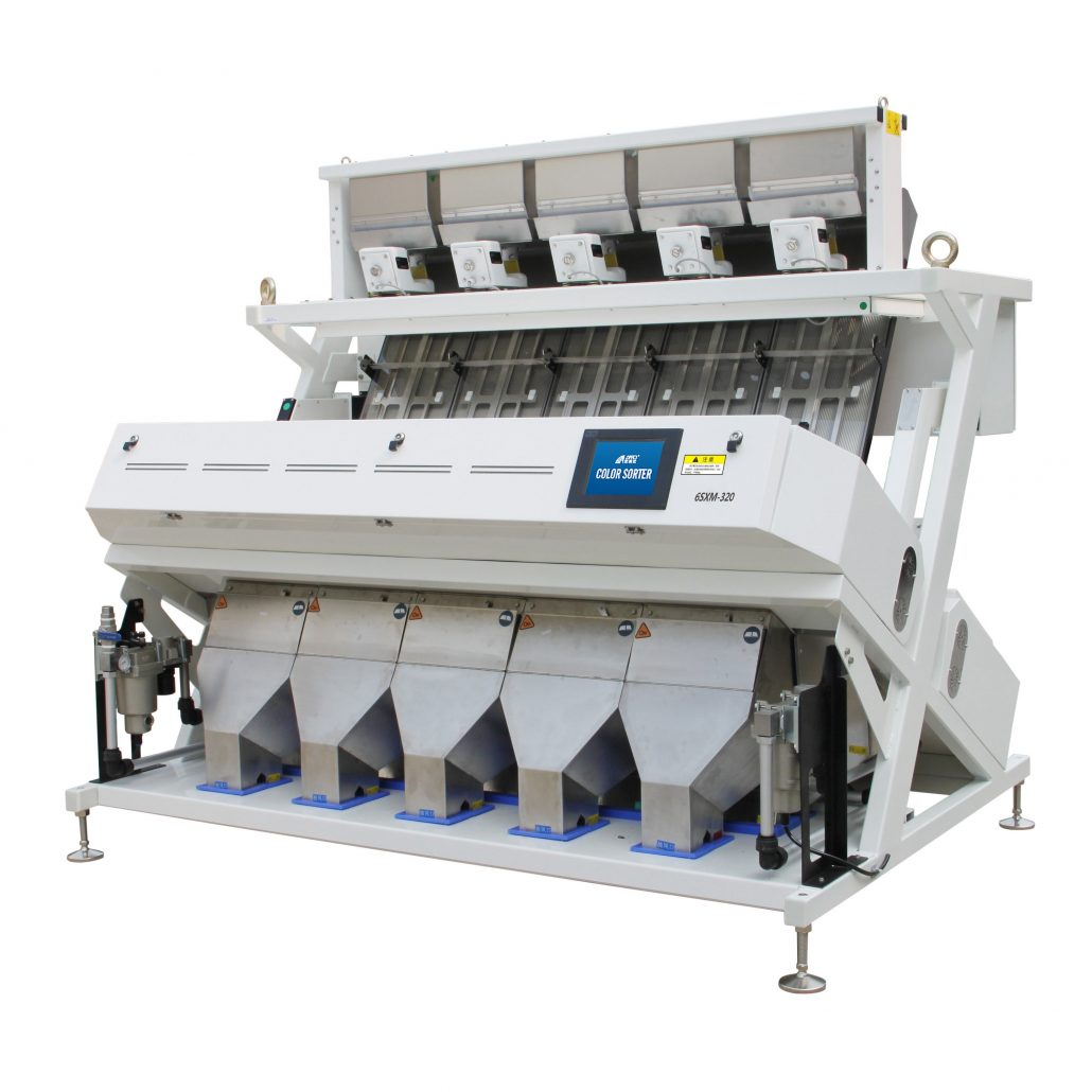 Metak Rice Color Sorter Machine