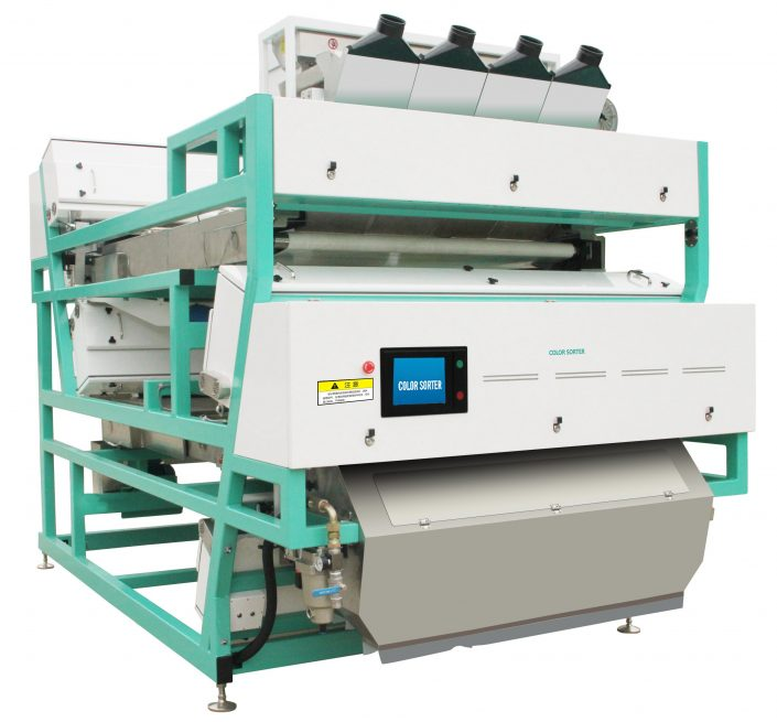 Belt Color Sorter Machine BCSD - Metak Color Sorting-03