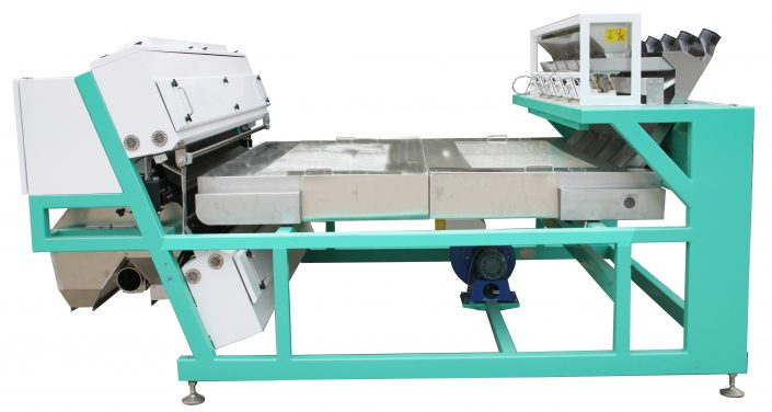 Belt Color Sorter Machine BCS_Metak_1