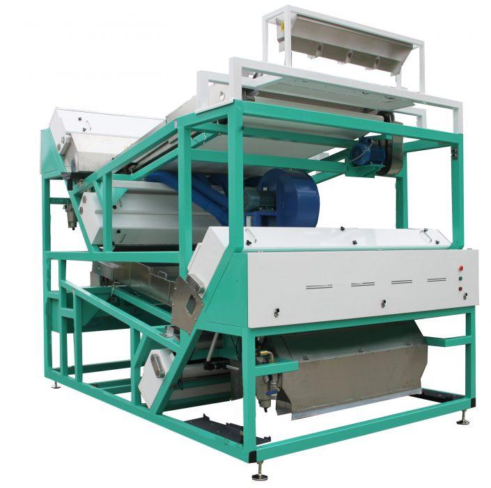 Belt Color Sorter Machine for Dried Fruit BCSXD - Metak Color Sorting Manufacturer_1