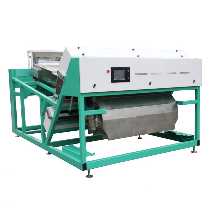 Belt-Type-Color-Sorter-Machine-Manufacturer-BCS-for-Dehydrated-Seafood_Metak_2