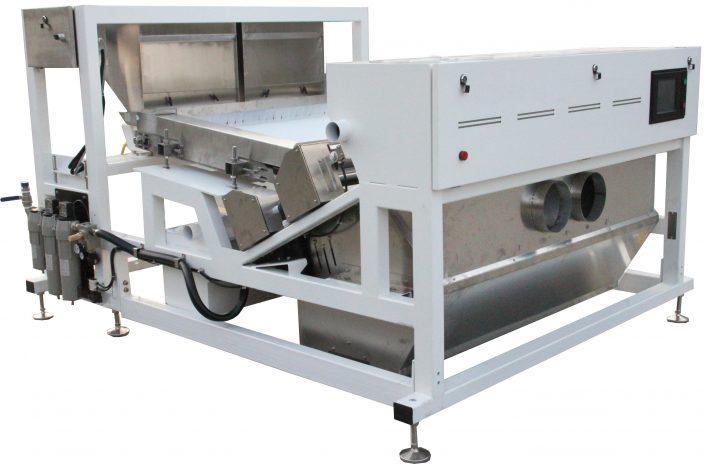 Ore Color Sorter Machine OCSS - Metak Optical Sorting-2