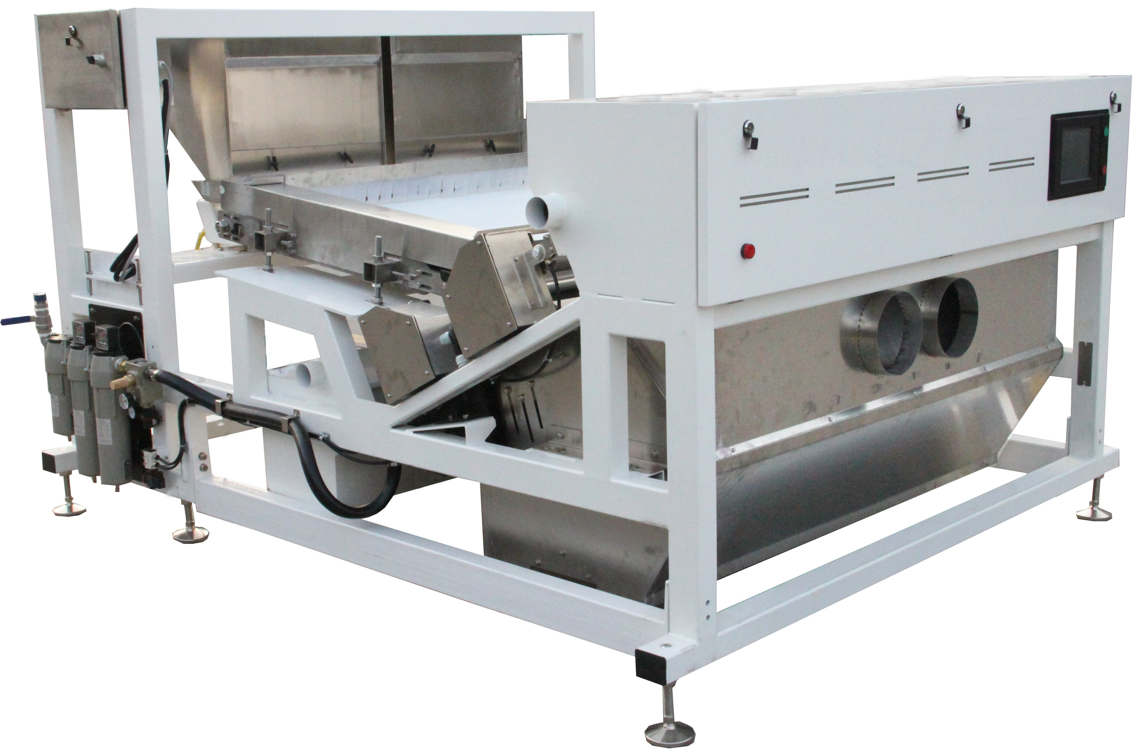 Ore Color Sorter Machine OCSS - Metak Optical Sorting-2