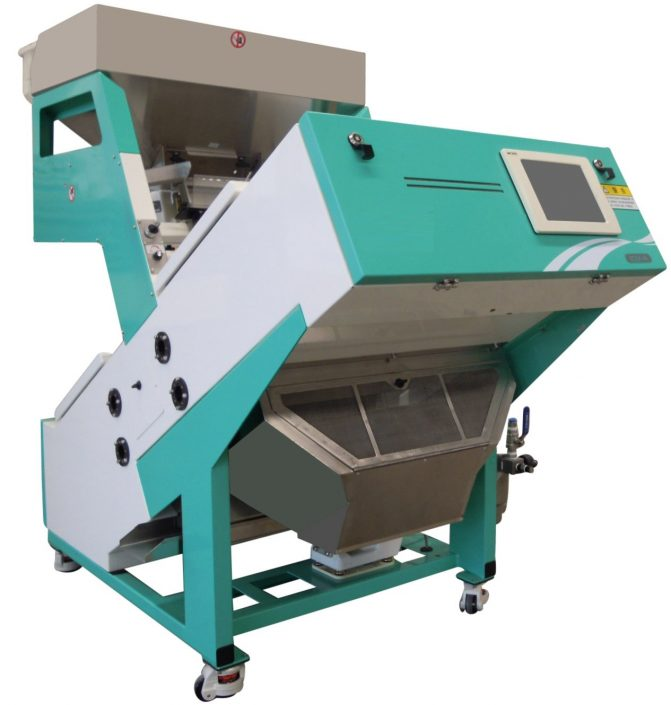 Tea Color Sorter TCSM - Metak-3
