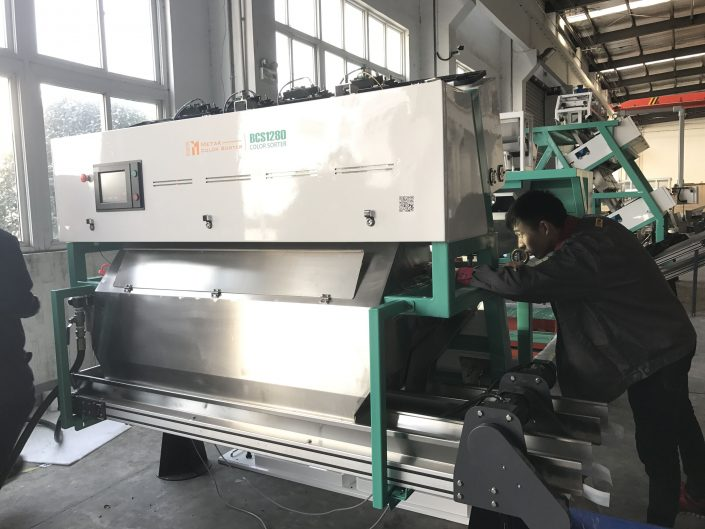 Plastic_Flake Sorting_Machine_for_Recycling_1